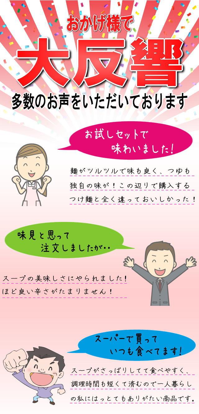 秋田のつけ麺LP4